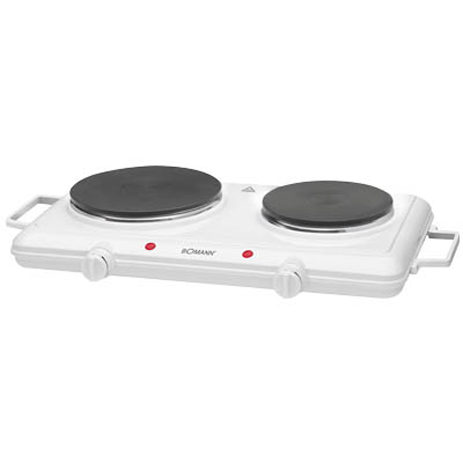 Επιτραπέζια Διπλή Ηλεκτρική Εστία Bomann DKP 5028 2500w