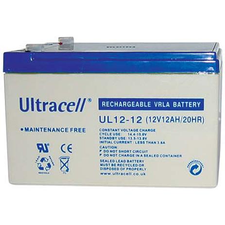 Μπαταρία μολύβδου Ultracell 12V 12Ah hlektrikes syskeyes texnologia hlektrologikos ejoplismos mpataries