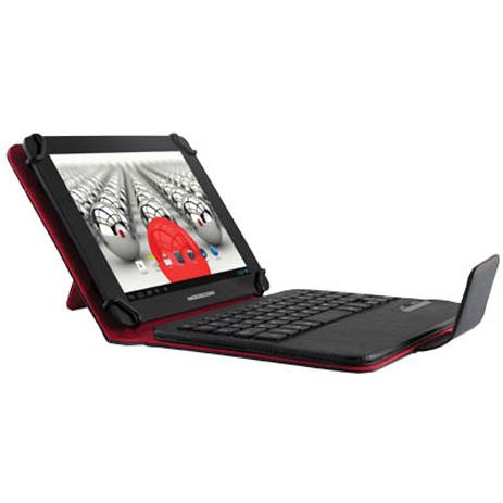 """Θήκη tablet 7-8"""" με ενσωματωμένο αποσπώμενο πληκτρολόγιο Modecom MC-TKC08 BT hlektrikes syskeyes texnologia perifereiaka ypologiston tsantes uhkes"""