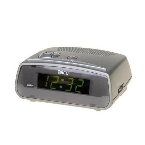 Επιτραπέζιο Ψηφιακό Ρολόι Telco AV-203B hlektrikes syskeyes texnologia eikona hxos radiocdhi fi