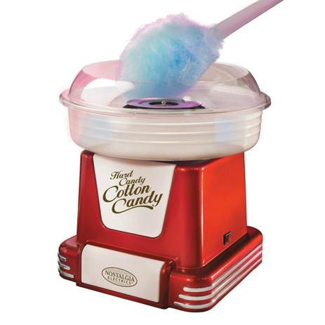 Παρασκευαστής Μαλλί Γριάς Ariete 2971 Cotton Candy