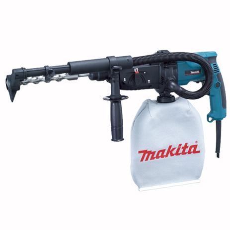 Πνευματικό Πιστολέτο Makita HR2432 με Σύστημα Αναρρόφησης (780W) ergaleia kataskeyes ergaleia reymatos pistoleta