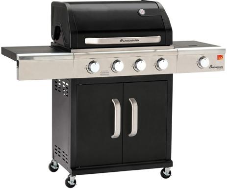 Ψησταριά Υγραερίου Landmann Triton Black (LD 12962) khpos outdoor camping khpos beranta chstaries barbecue