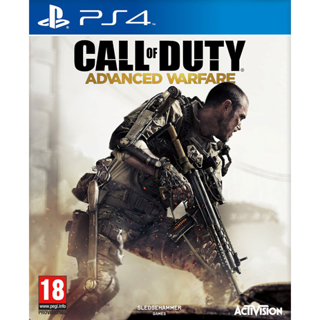 Call Of Duty Advanced Warfare - PS4 Game gaming games paixnidia ps4