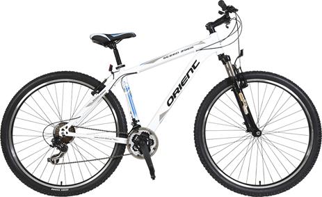 """Ανδρικό Ποδήλατο Orient ATB Steed 29"""" Man, Λευκό paixnidia hobby podhlata andrika"""