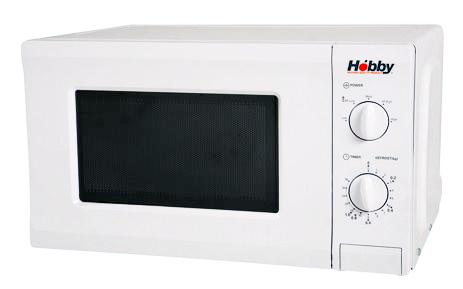 Φούρνος Μικροκυμάτων Hobby MW 950 20lt White hlektrikes syskeyes texnologia oikiakes syskeyes foyrnoi esties
