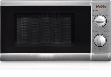 Φούρνος Μικροκυμάτων Hobby MW 960 20lt Inox