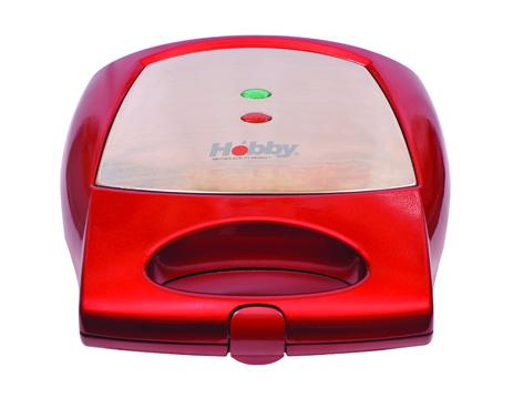 Τοστιέρα Hobby ST 09 Spicy Red Ceramic Plates