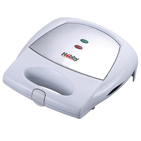Τοστιέρα Hobby ST 09 White Inox hlektrikes syskeyes texnologia oikiakes syskeyes tostieres gkrilieres