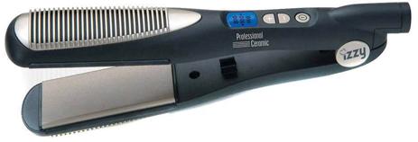 Ισιωτικό Μαλλιών Izzy HS-568 Professional Ceramic