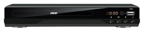 Mini DVD Player F&U FD23601 με USB