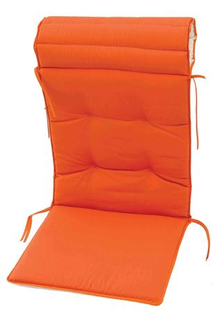 Velco Μαξιλάρι Πολλαπλών Θέσεων 2 Όψεων, Χρώμα Πορτοκαλί (35-10768) khpos outdoor camping khpos beranta ajesoyar