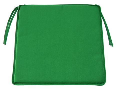 Velco Μαξιλάρι Καθίσματος Μονό, Χρώμα Πράσινο (35-10782) khpos outdoor camping khpos beranta ajesoyar