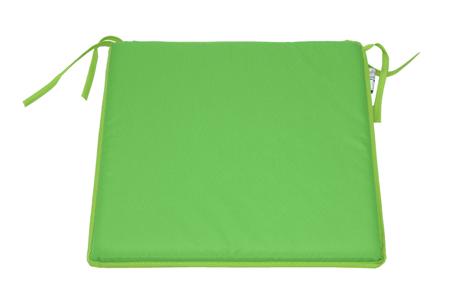 Velco Μαξιλάρι Καθίσματος Μονό 2 Όψεων, Χρώμα Πράσινο Ανοικτό (35-14506)