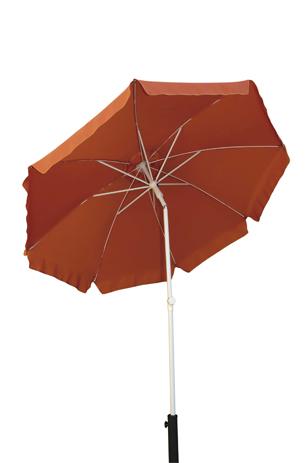 Velco Ομπρέλα Βεράντας-Κήπου 2m, Χρώμα Πορτοκαλί (372-4643) khpos outdoor camping khpos beranta epipla khpoy