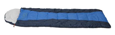Campus Υπνόσακος με Μαξιλάρι & Θήκη Συμπίεσης Fuego Μπλε (210-0522-1) khpos outdoor camping epoxiaka camping ypostromata ypnosakoi
