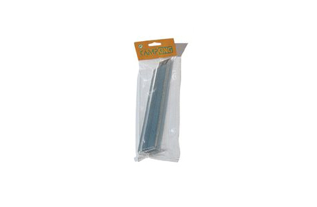 Velco Πάσσαλοι Γωνίες 30cm, 10τμχ (26-11652) khpos outdoor camping epoxiaka camping skhnes