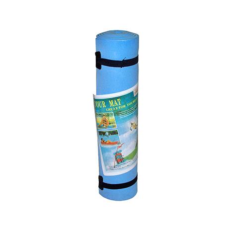 Velco Υπόστρωμα Carry Mat Μονόχρωμο 6mm, Γαλάζιο (3-000011) khpos outdoor camping epoxiaka camping ypostromata ypnosakoi