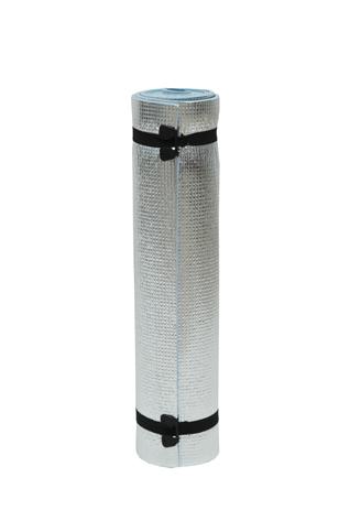 Velco Υπόστρωμα Carry Mat Μπλε με Ασημί Επίστρωση 6mm (3-001551)