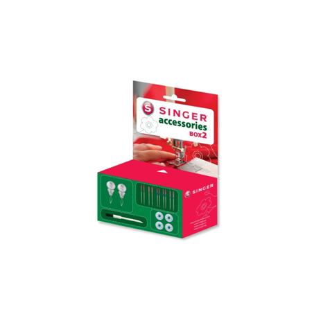 Κουτί Εξαρτημάτων Singer Accessories Box 2 hlektrikes syskeyes texnologia oikiakes syskeyes raptomhxanes