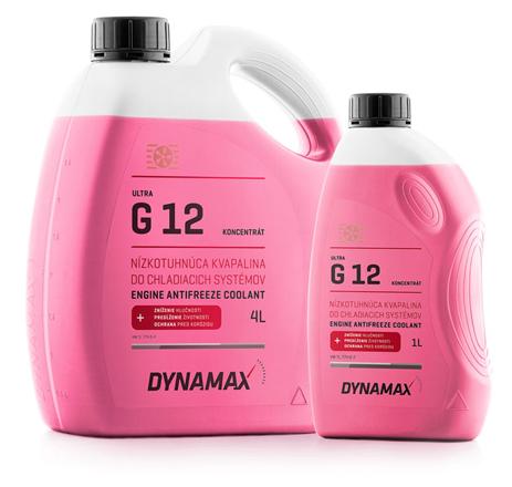 Αντιψυκτικό Dynamax ULTRA G12 4L aytokinhto mhxanh frontida aytokinhtoy xhmika beltioshs