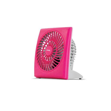 Ανεμιστήρας Mini 4'' 10Cm Primo 15724, Ροζ