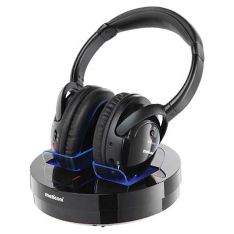 Ασύρματα Ακουστικά Meliconi 497302 HP 300 hlektrikes syskeyes texnologia perifereiaka ypologiston akoystika