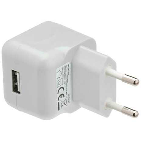 Universal Φορτιστής USB 2100mA Valueline VLMP 11955W , Λευκός ergaleia kataskeyes hlektrologikos ejoplismos trofodotika