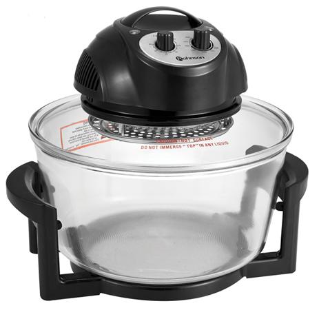 Φουρνάκι-Ρομπότ Rohnson Easy Cook R-2090 (1300w) hlektrikes syskeyes texnologia oikiakes syskeyes foyrnoi esties