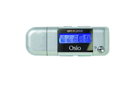 MP3 Player Osio SRM-7540S hlektrikes syskeyes texnologia eikona hxos mp3mp4 player
