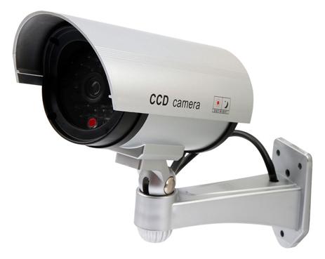 Κάμερα Dummy Olympia DC 400 hlektrikes syskeyes texnologia systhmata asfaleias syskeyes dummy