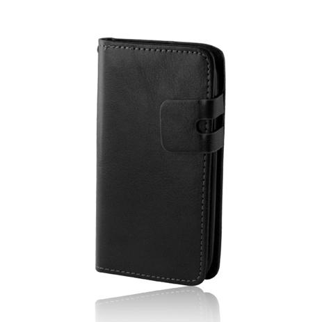Θήκη Κινητού Book Smart Plus for Sony Xperia E4, Black hlektrikes syskeyes texnologia kinhth thlefonia prostateytikes uhkes