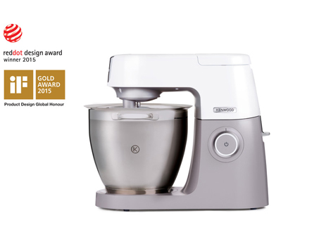 Kenwood Κουζινομηχανή KVL6010T XL Chef Sense XL hlektrikes syskeyes texnologia oikiakes syskeyes koyzinomhxanes