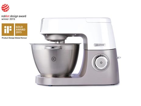 Kenwood Κουζινομηχανή KVC5010T Chef Sense hlektrikes syskeyes texnologia oikiakes syskeyes koyzinomhxanes