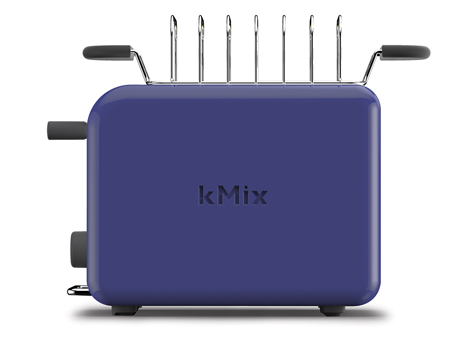Kenwood Φρυγανιέρα TTM020BL Blue Kmix