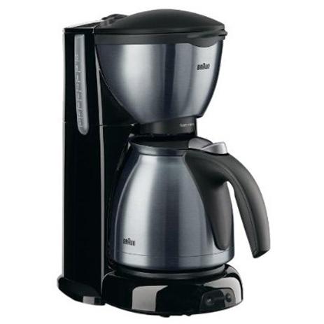 Braun Καφετιέρα Φίλτρου Caféhouse Sommelier KF610