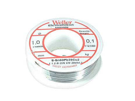 Weller, Κόλληση 100gr EL-60/40-100, 9744 ergaleia kataskeyes hlektrologikos ejoplismos kollhthria