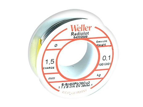 Weller, Κόλληση RL-60/40-100 100gr 9745 ergaleia kataskeyes hlektrologikos ejoplismos kollhthria