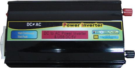 GTS, Inverter DAC-200W 12V, 7606 ergaleia kataskeyes hlektrologikos ejoplismos gennhtries inverters