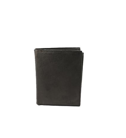 2b835d0ba0 Cozy Ανδρικό Πορτοφόλι Μονόχρωμο 621 Μαύρο