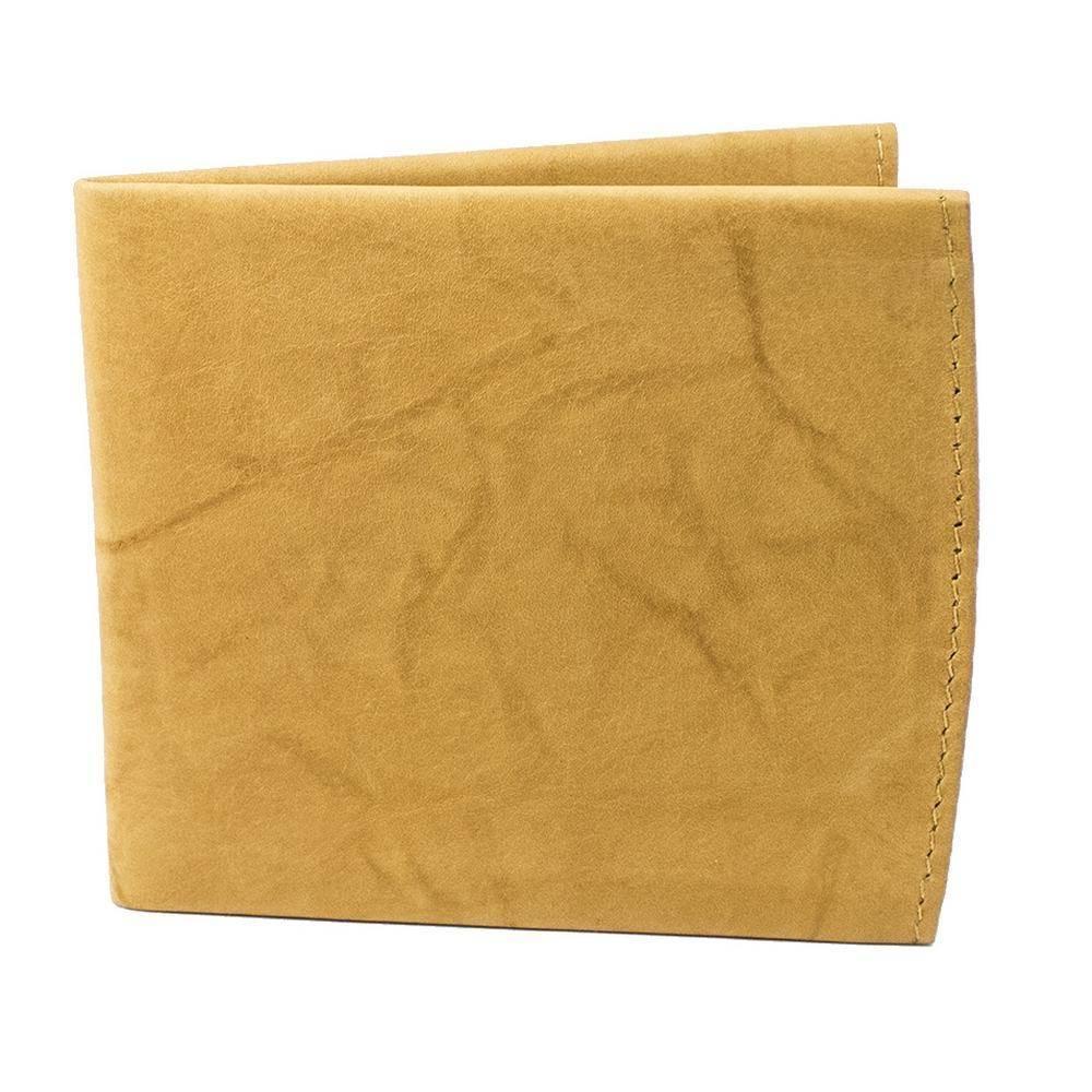 Cozy Ανδρικό Πορτοφόλι Μονόχρωμο 4091B, Camel