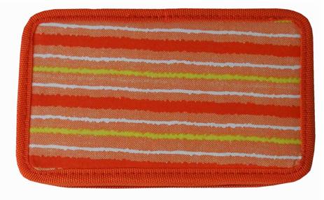 Κασετίνα Benzi BZ4379 Πορτοκαλί bibliopoleio grafikh ylh kasetines