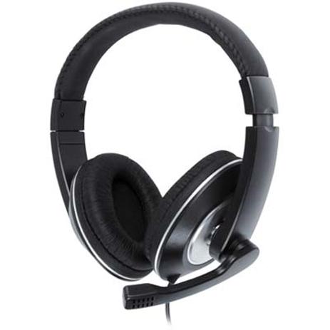 Headset Κλειστού Τύπου Konig CMP-HEADSET 130 hlektrikes syskeyes texnologia eikona hxos akoystika