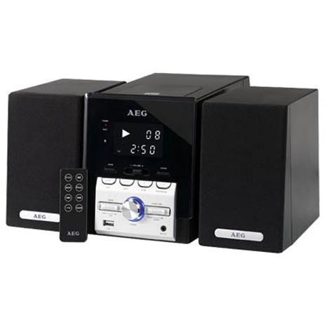 Στερεοφωνικό- Ραδιο /CD /USB AEG MC 4443 hlektrikes syskeyes texnologia eikona hxos radiocdhi fi