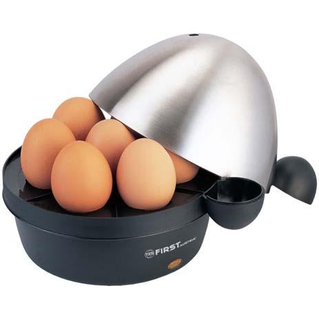 Βραστήρας Αυγών Μεταλλικός First FA-5115 (350w)