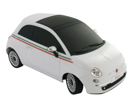 Τηλεκατευθυνόμενο Αυτοκίνητο Fiat 500 Android Beewi BBZ203A1 , Λευκό paixnidia hobby paixnidia thlekateyuynomeno