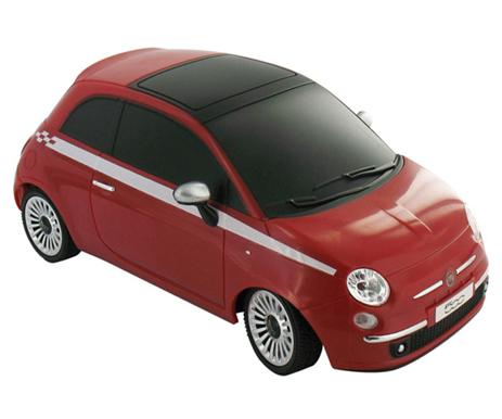Τηλεκατευθυνόμενο Αυτοκίνητο Fiat 500 IOS Beewi BBZ253Α6 , Κόκκινο paixnidia hobby paixnidia thlekateyuynomeno