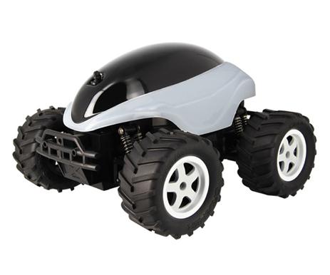 Τηλεκατευθυνόμενο Αυτοκίνητο Buggy με Κάμερα & Wifi Beewi BWZ200 , Μαύρο paidi paixnidia thlekateyuynomeno