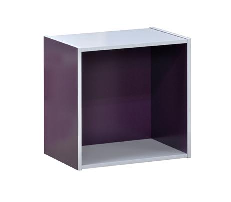 Κουτί Decon Ε828,3 40x29x40cm Μώβ