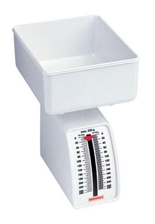 Soehnle, Ζυγαριά Κουζίνας Αναλογική Combi 65601 Λευκή hlektrikes syskeyes texnologia oikiakes syskeyes zygaries koyzinas
